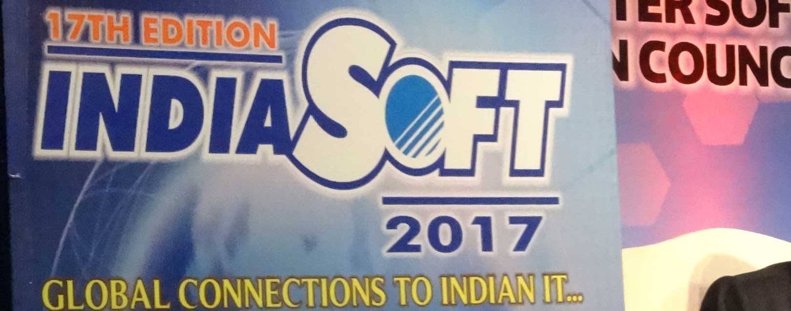 IndiaSoft 2017: connecting Indian IT with global buyers