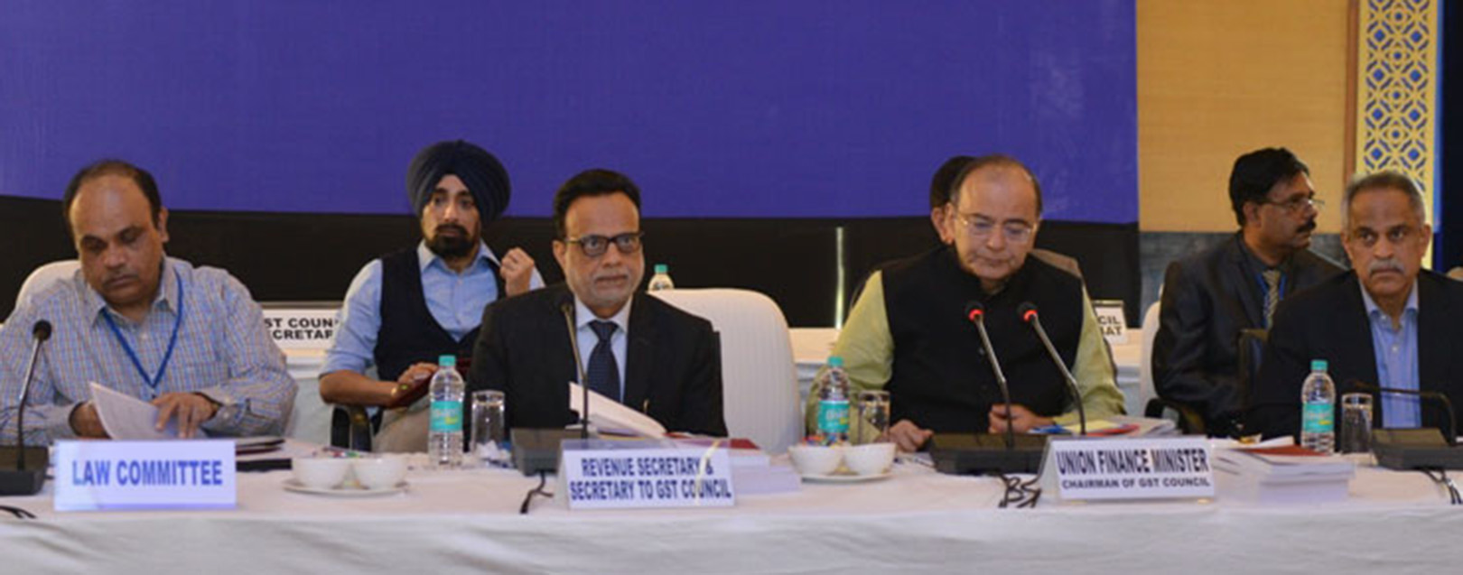 Final GST Council meeting to finalise GST laws
