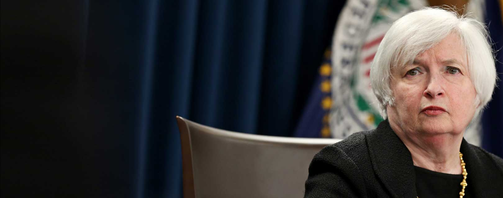 Yellen hints at fed rate hike in March