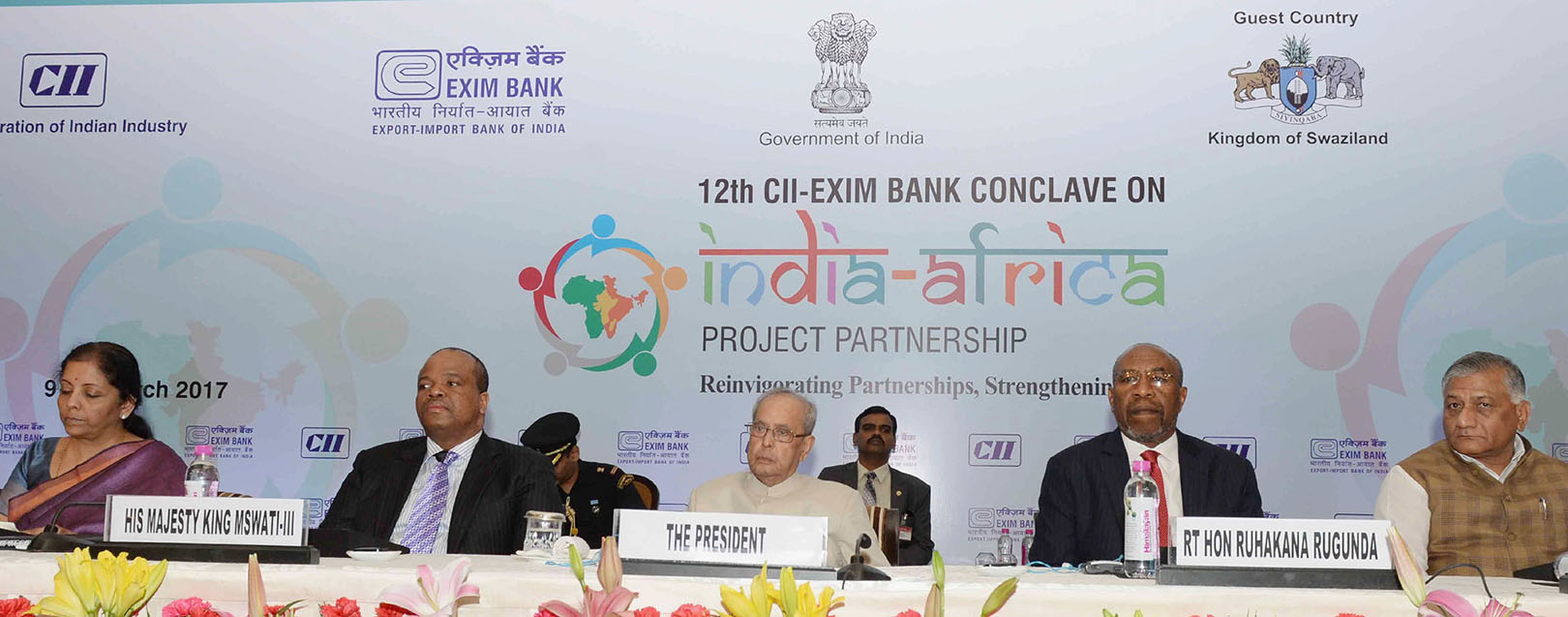 Combined GDP of India, Africa would be $35 tn by 2050: President