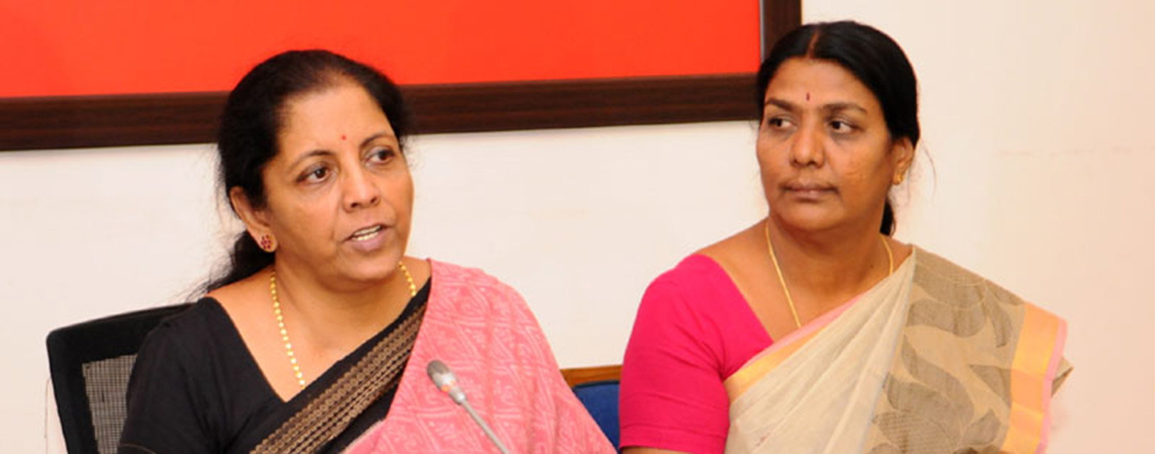 India keen to increase manufacturing sector's contribution to GDP to 25%, Sitharaman