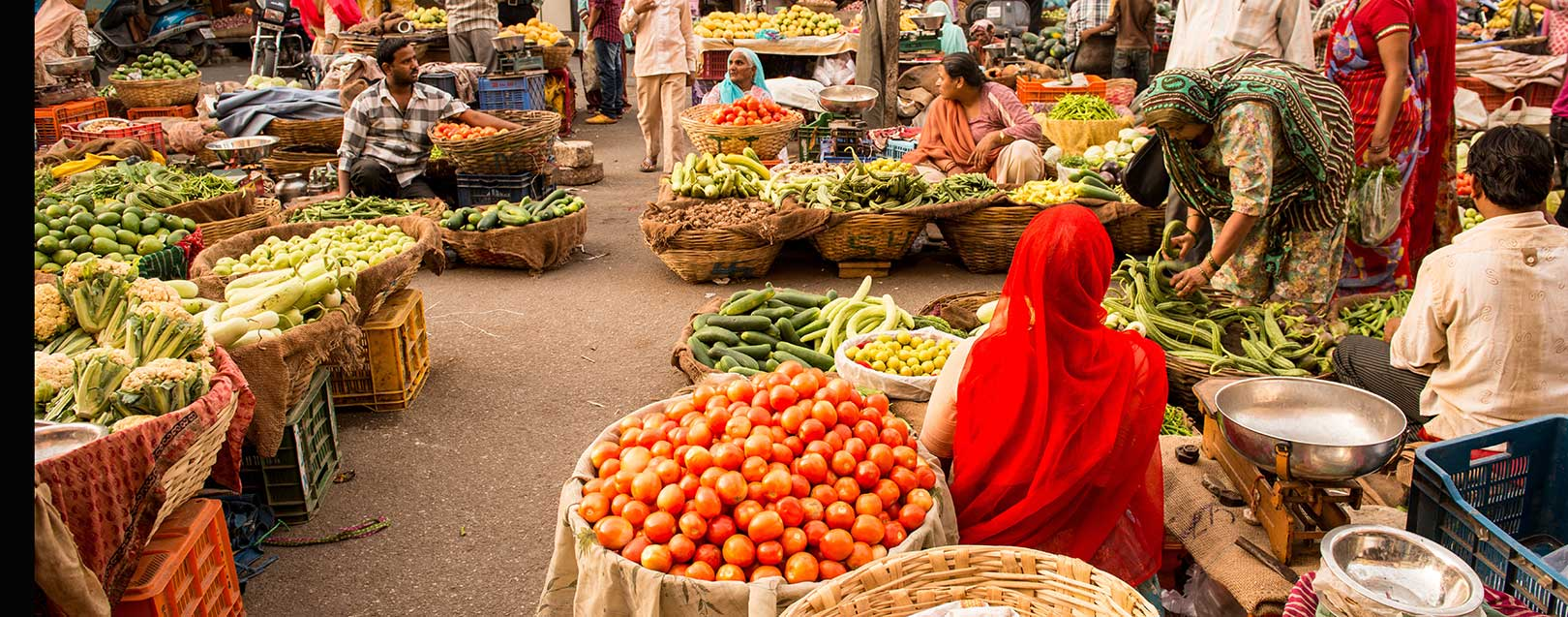 Wholesale inflation cools to 5.7% even as food prices heat up