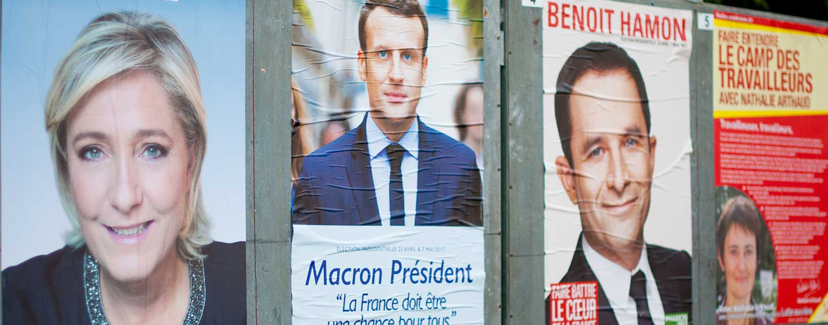 French elections: Macron seems to be cruising to victory