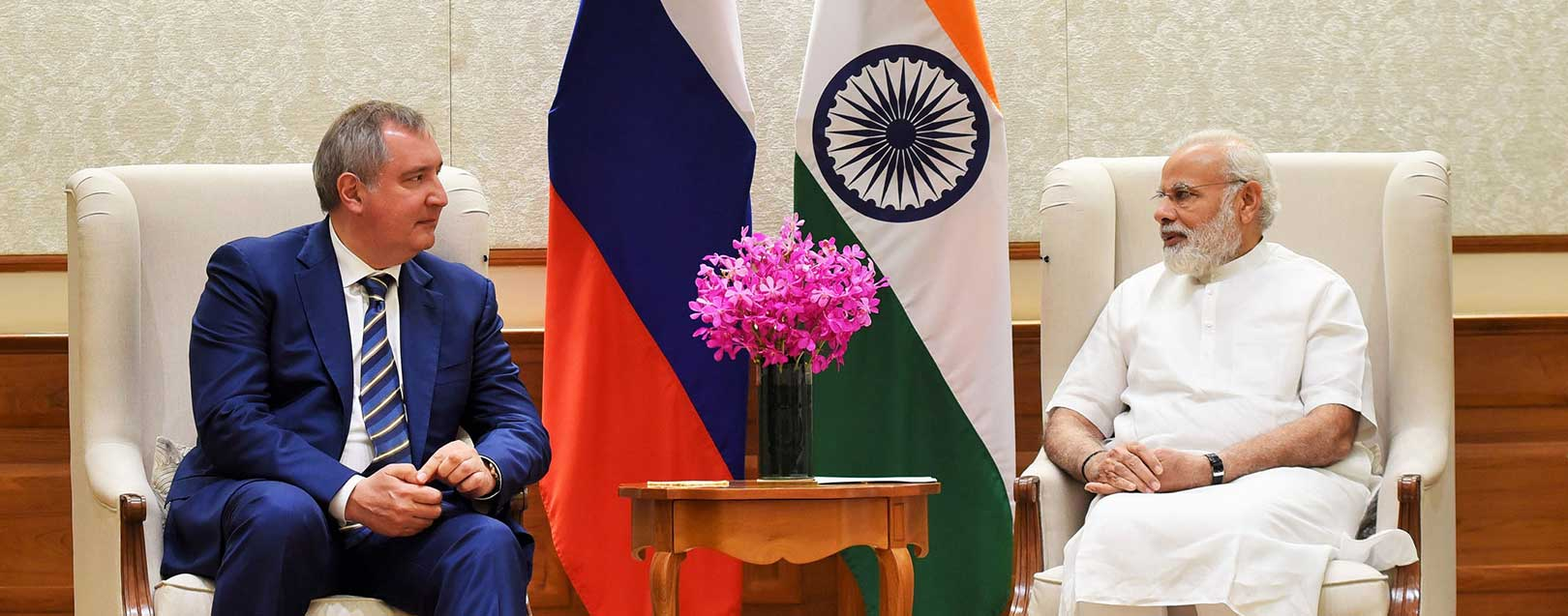 India, Russia review joint projects before Modi-Putin summit