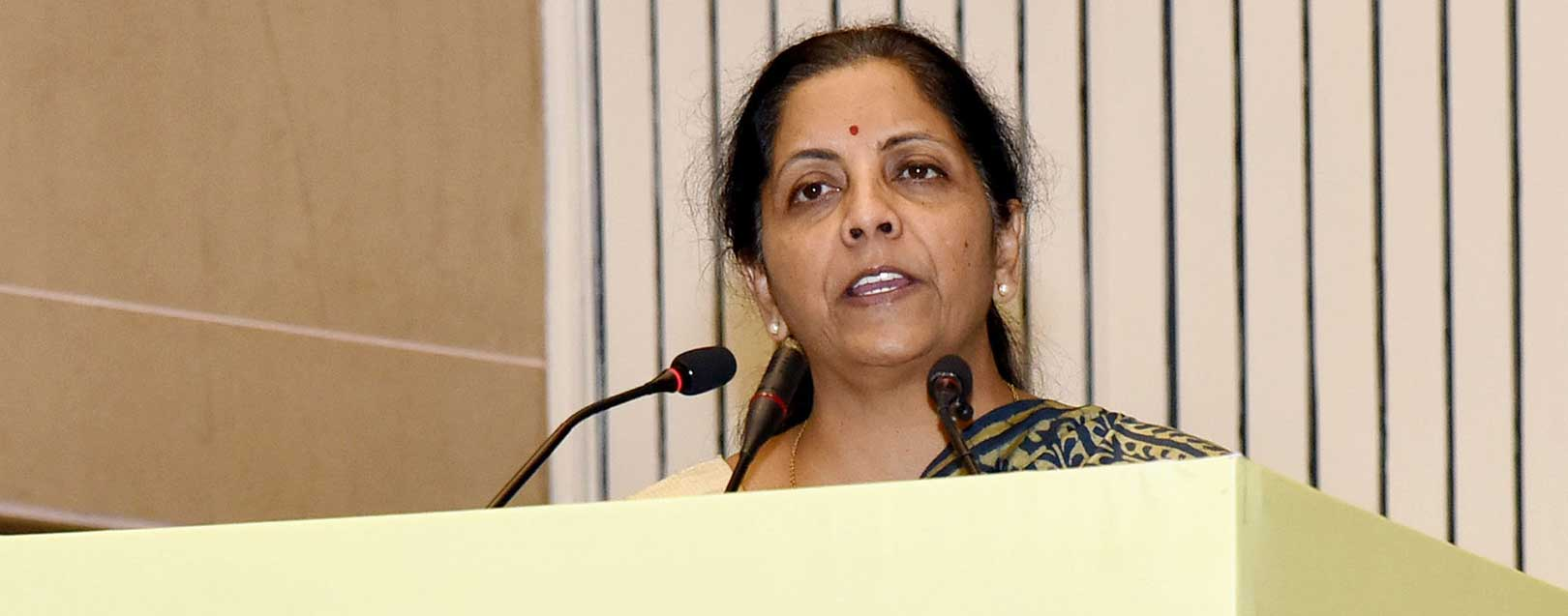 GST: 90% advanced money refunded, alternative tax mechanism for SMEs & MSMEs requested, Sitharaman