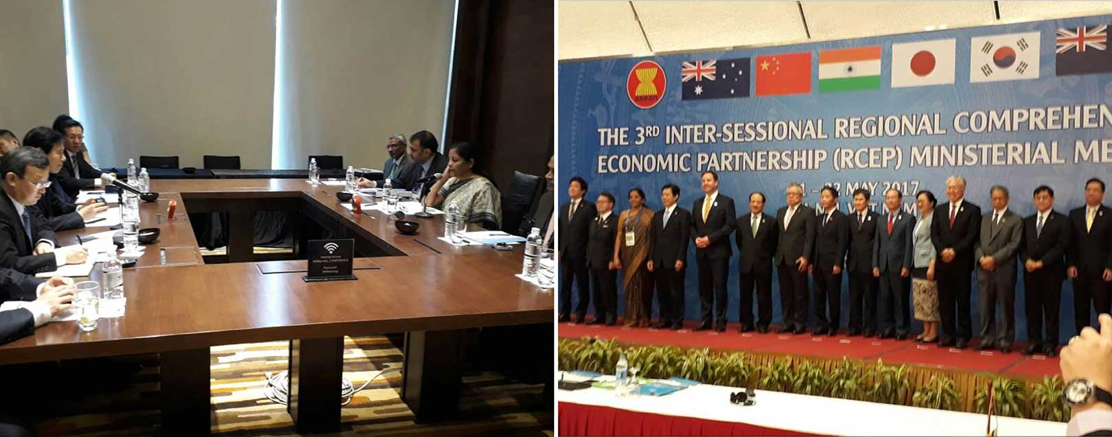 India pressured to give up on tariffs at RCEP, Hanoi