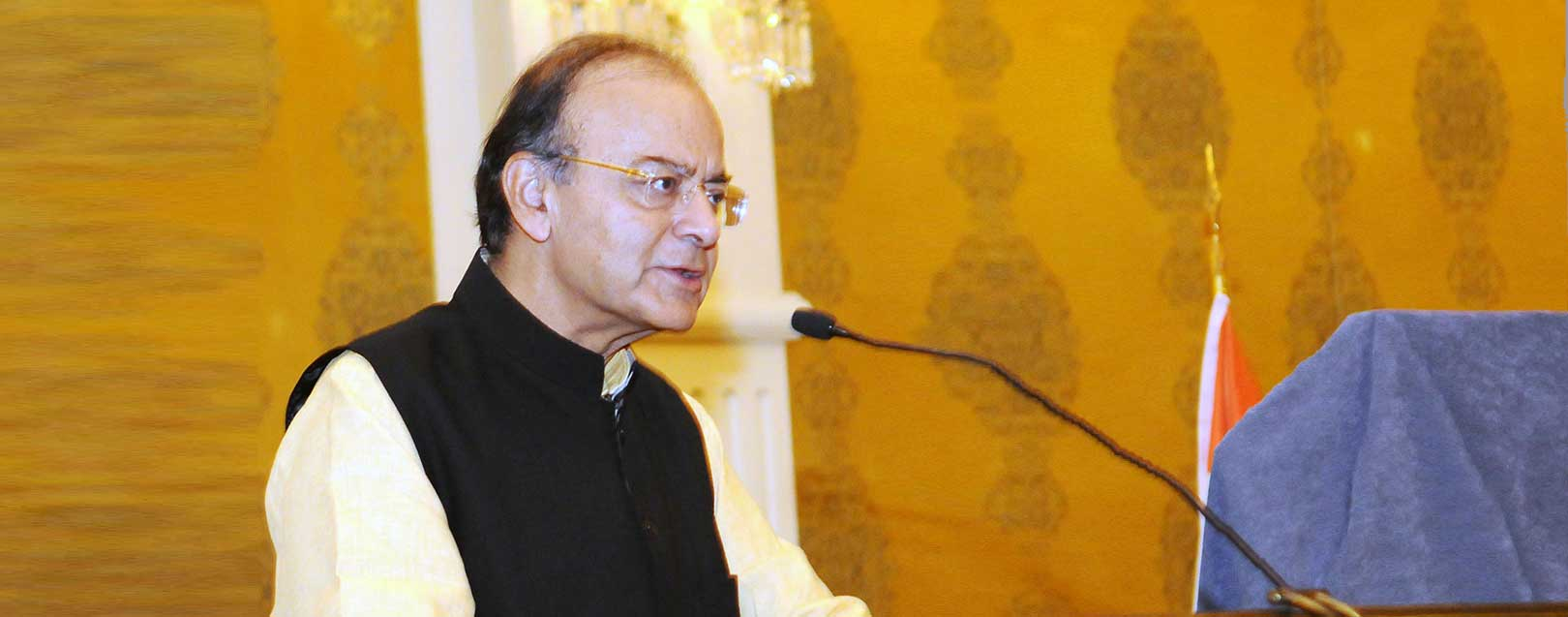 Jaitley to visit Paris on June 7, sign OECD convention on tax evasion