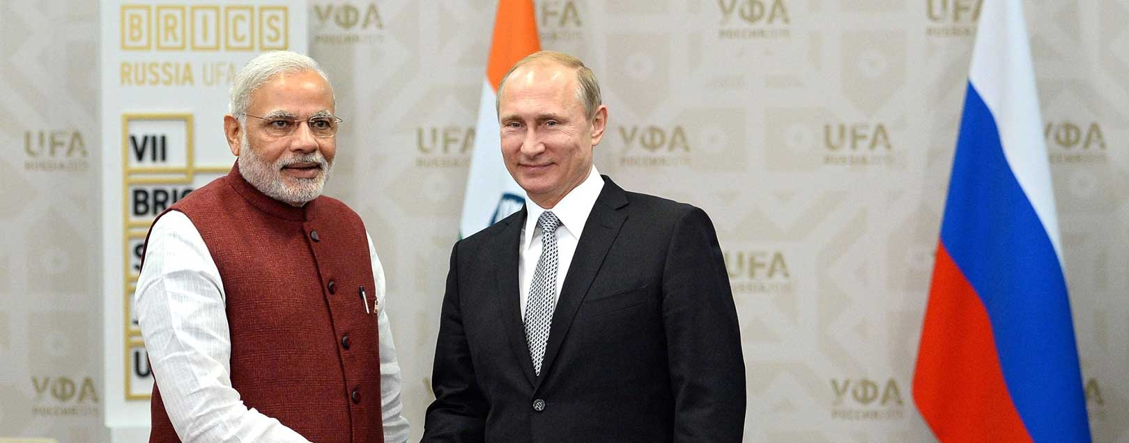 Modi to meet Putin on Thursday to patch up Indo-Russian ties