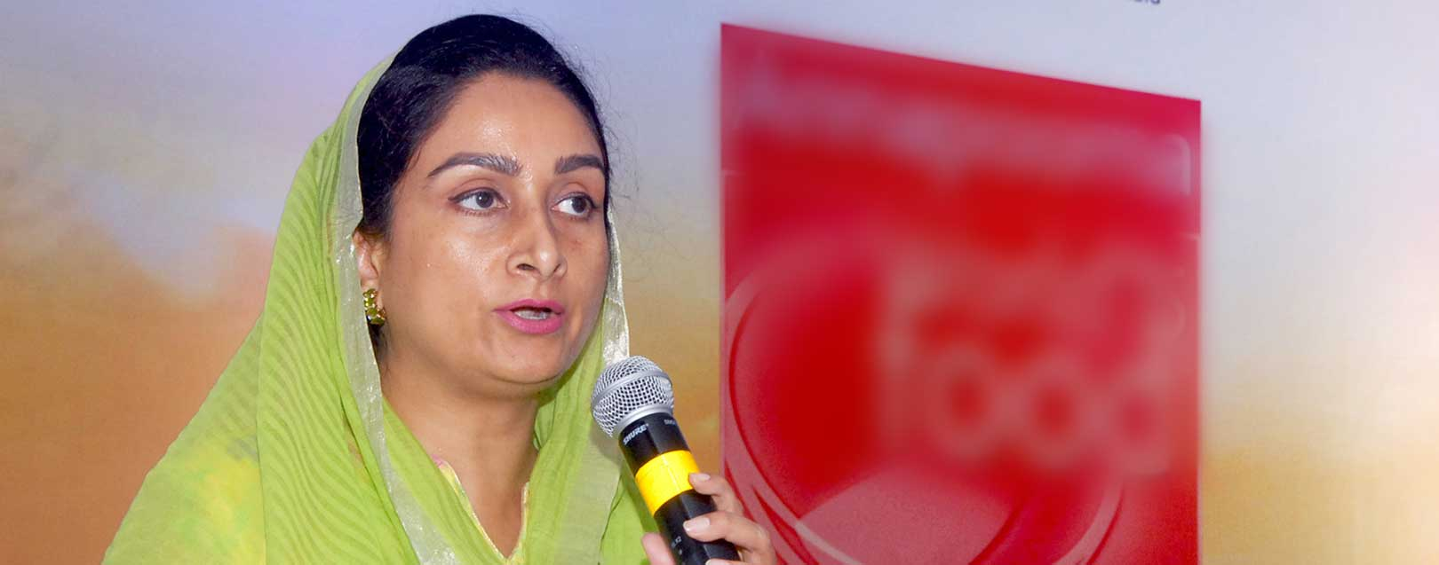 Exports of beef haven't come down: Harsimrat