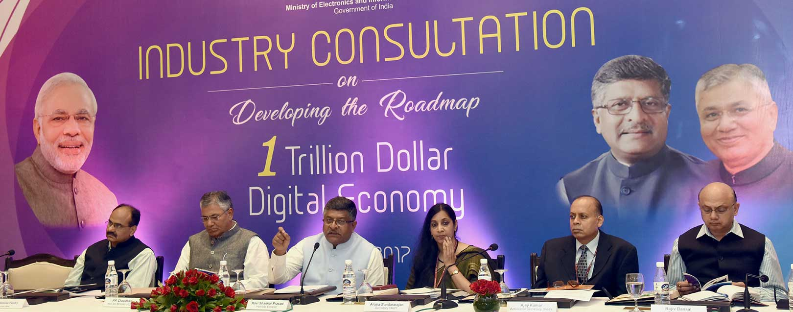 'Achieving $1 trillion digital economy is not a tall claim. Why wait for 7 years? Can we do it in 3-4 yrs?' Prasad
