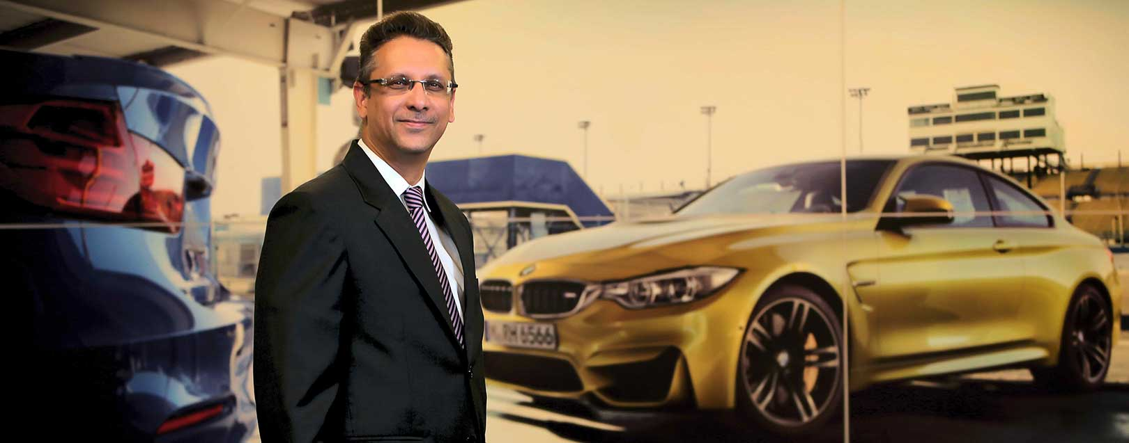 100 years for BMW Group means 100 years of forward thinking, Vikram Pahwa