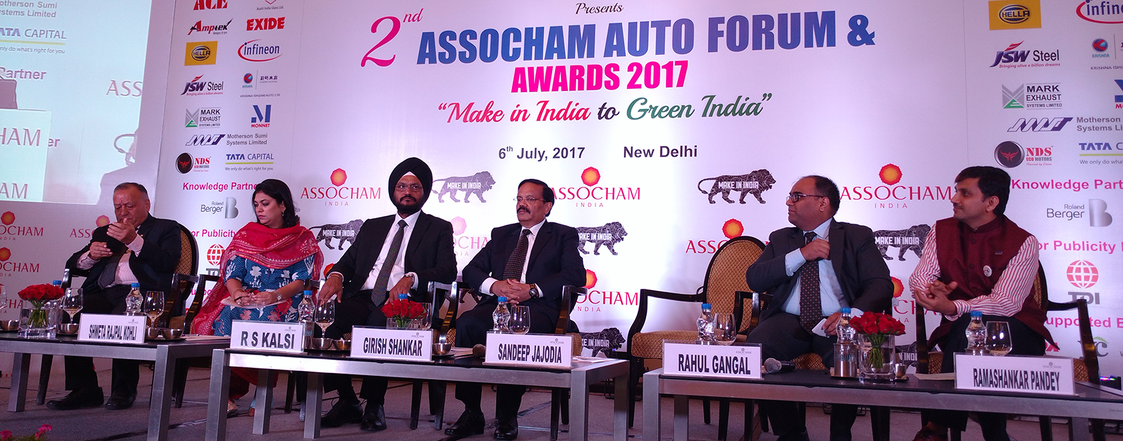'Indian auto industry to grow more than 3.5 times by 2026'