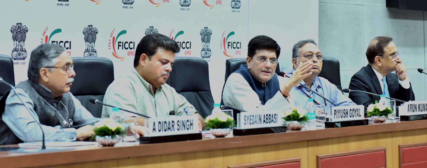 Goyal suggests PPP model to step up India's mineral exploration