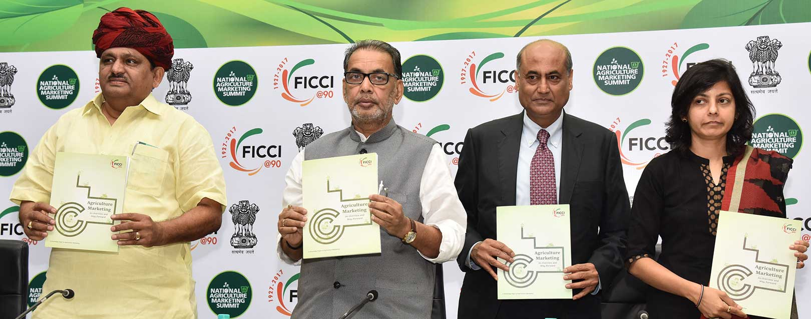 Record production of food grains in India in 2016-17: Radha Mohan Singh