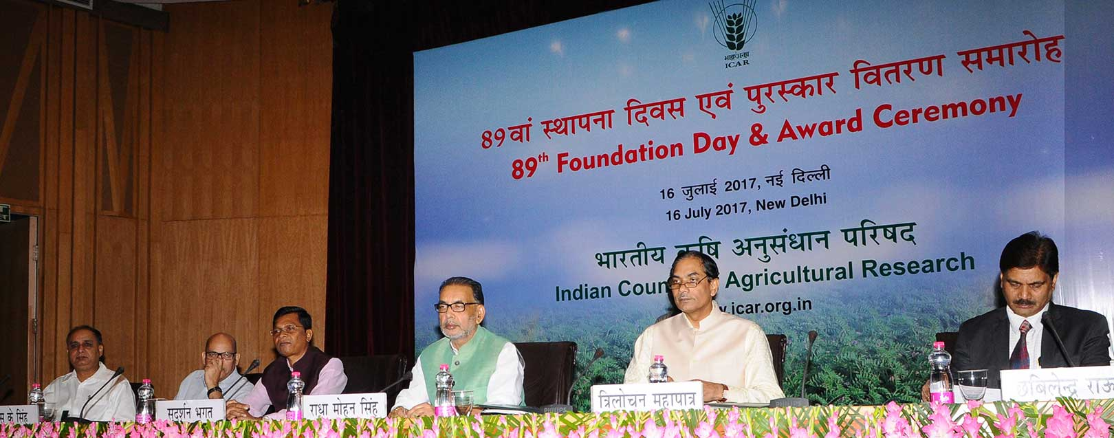 'Country will become self-sufficient in oilseeds and pulses production in the coming years'