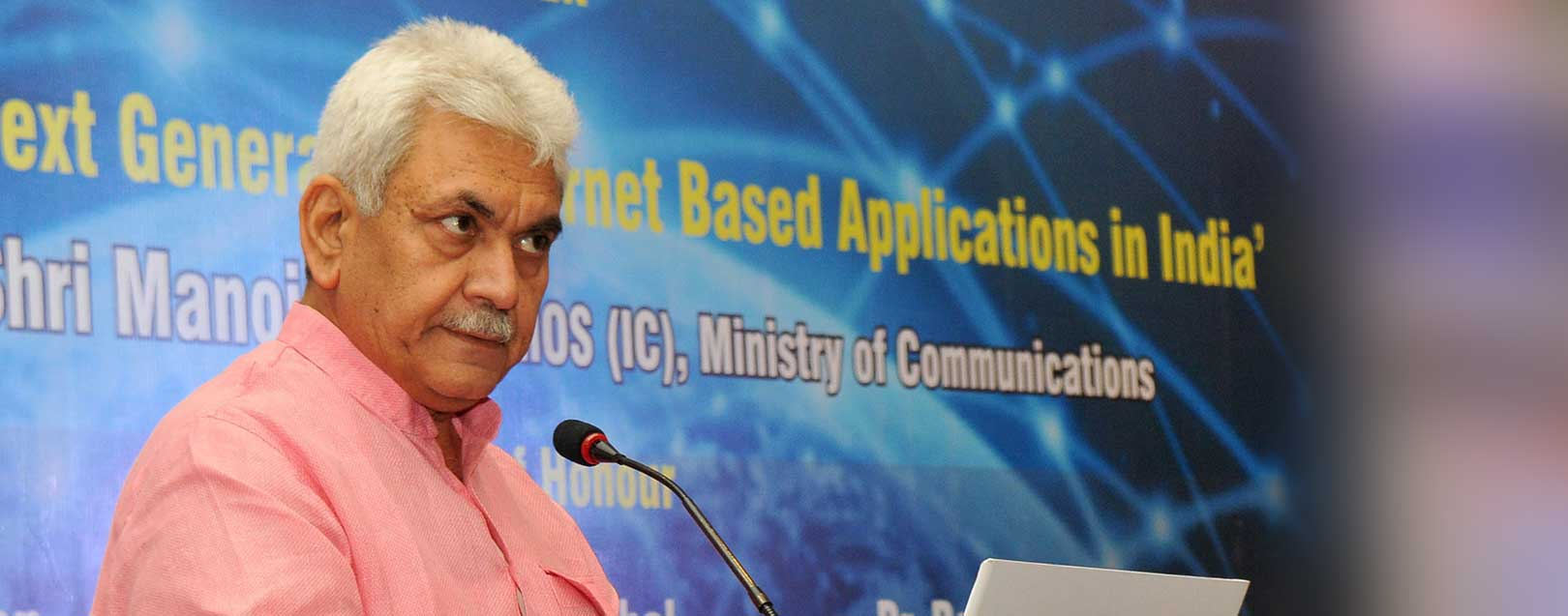 Indian Telecom Market is expected to cross the Rs 6.6 trillion revenue mark by 2020, Manoj Sinha