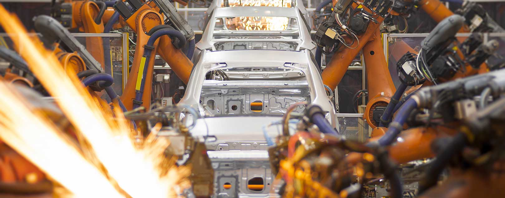 German industrial production fell for the first time in June