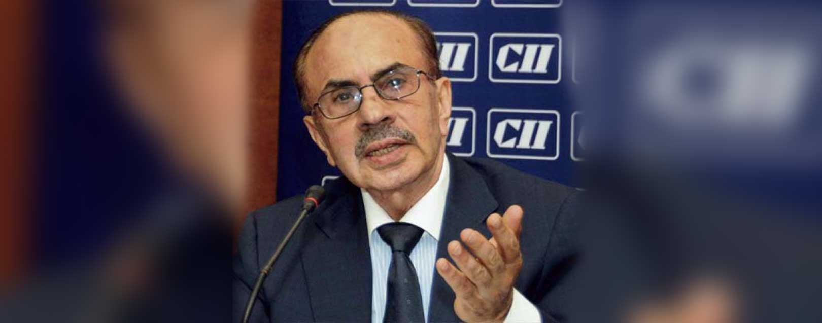 GST will lead to considerable increase in GDP in next 6 months: Adi Godrej