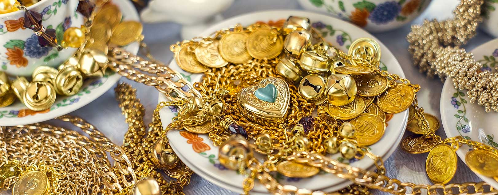 Gold jewellery and gold articles above 22 carat banned from being expo