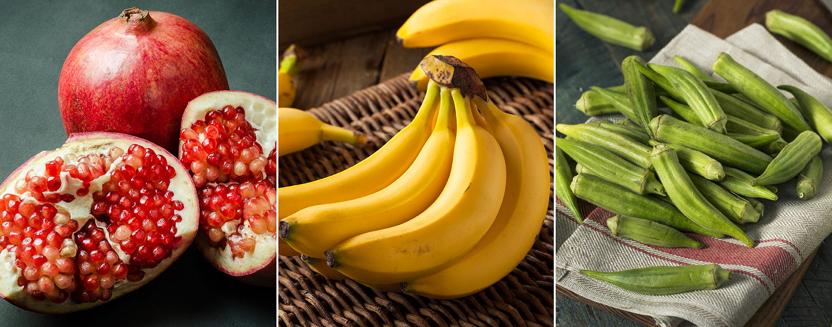 Canada allows imports of Indian pomegranates, banana and okra for the first time
