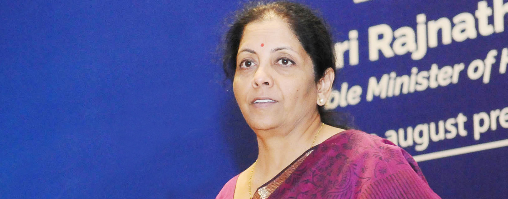 Sitharaman may resign; decision on a 'new' Commerce Minister pending
