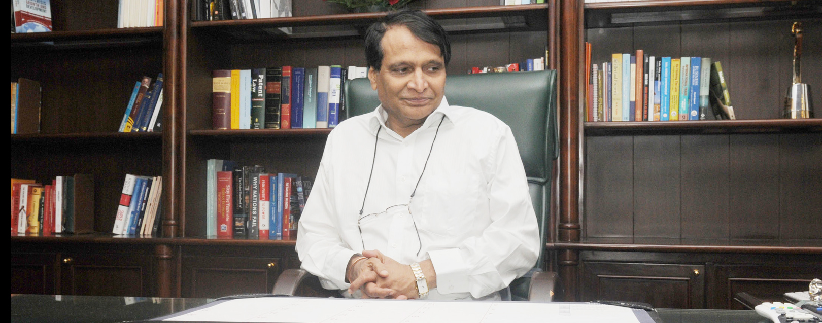 Govt's full support to start-ups, created a Rs.10k cr corpus: Prabhu