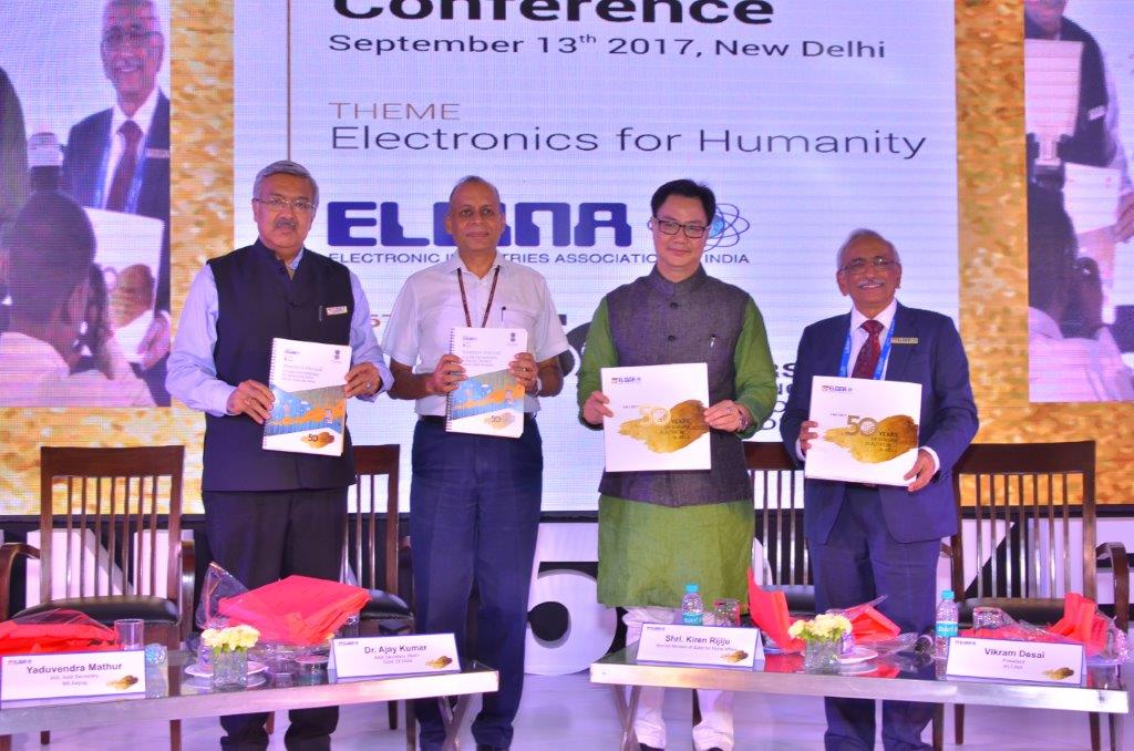 India's electronics industry to grow to $400 billion by 2022 : ELCINA
