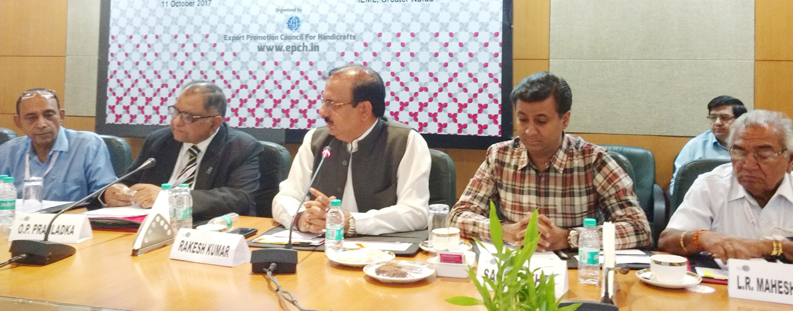 Handicrafts exports decline in first half of current fiscal: EPCH
