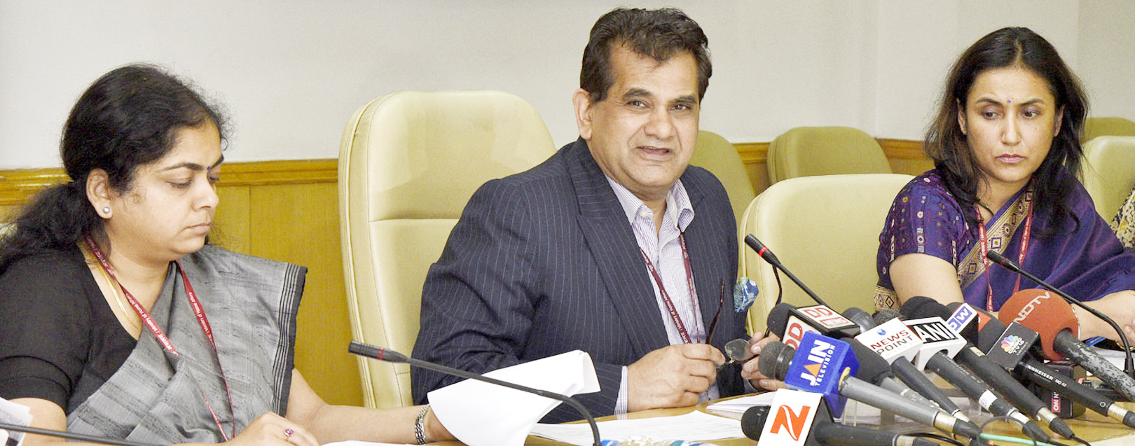 Infra sector has suffered in India due to under-investment: Amitabh Kant