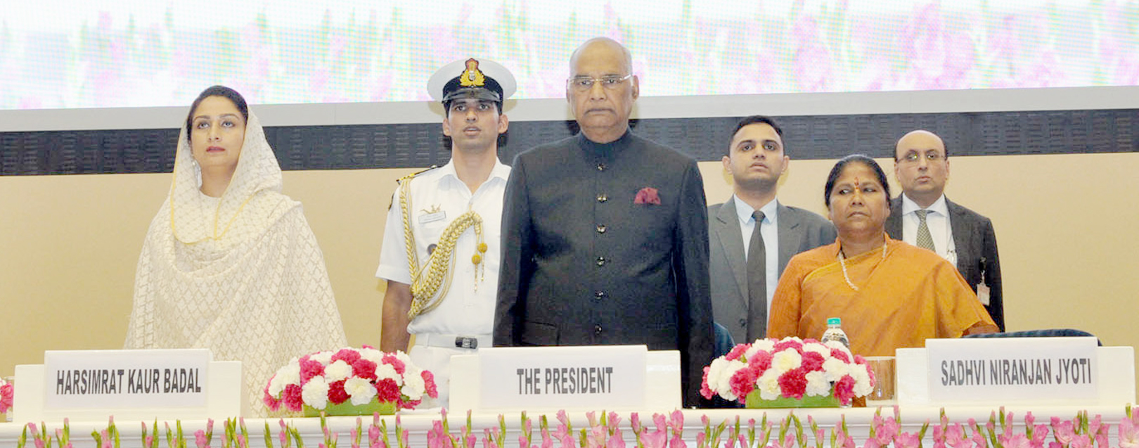 There are huge opportunities across entire food value chain: President