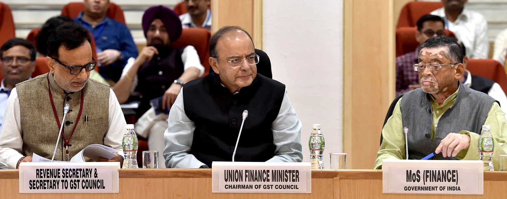 Govt cuts GST rates of 177 items in 28% tax slab