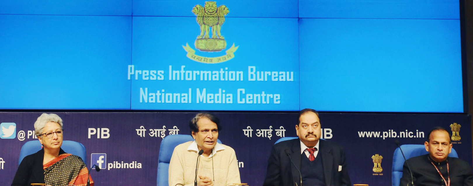 A new agricultural exports policy is required: Suresh Prabhu