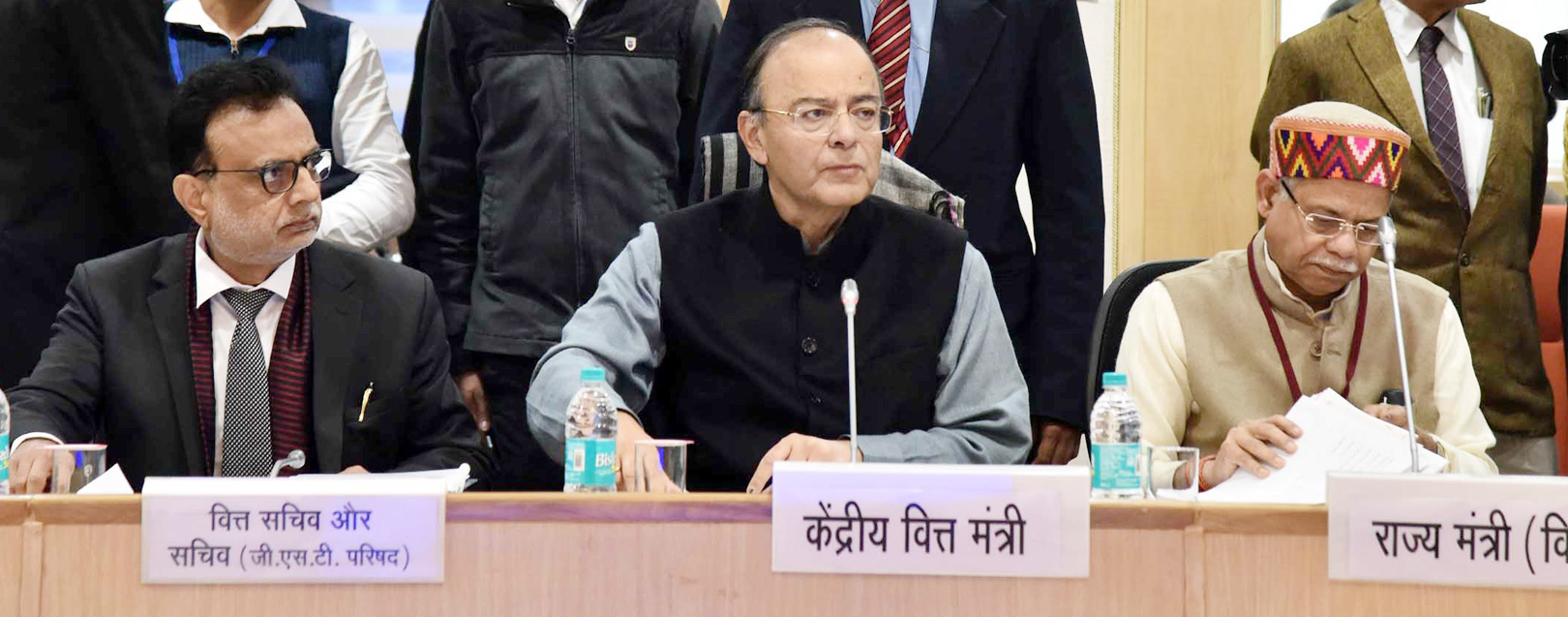 GST Council approves rate changes of 29 goods, 53 services, recommends policy changes