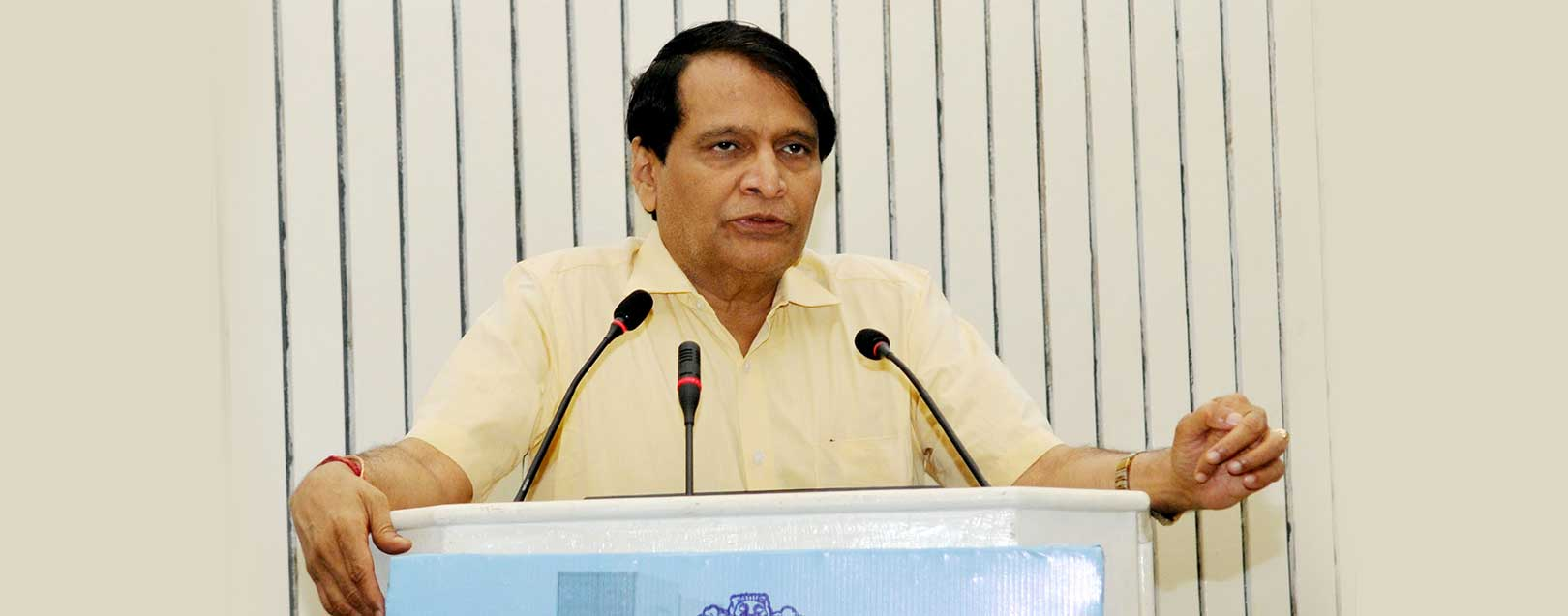 Export prospects of Khadi is rest assured: Suresh Prabhu