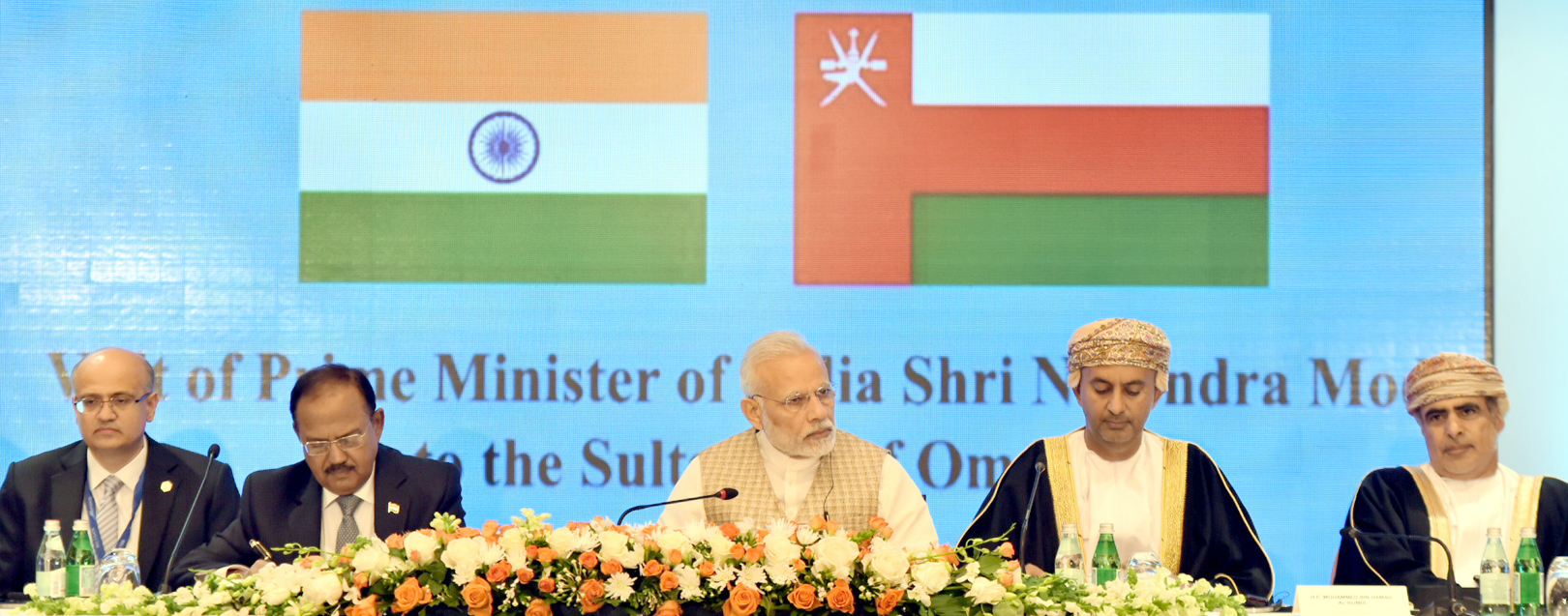 India, Oman sign 8 agreements during PM Modi visit