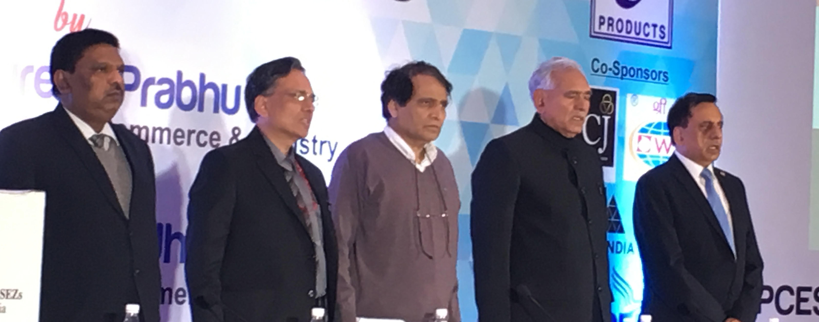 Conducting inter-departmental discussions to address SEZ's woes: Prabhu