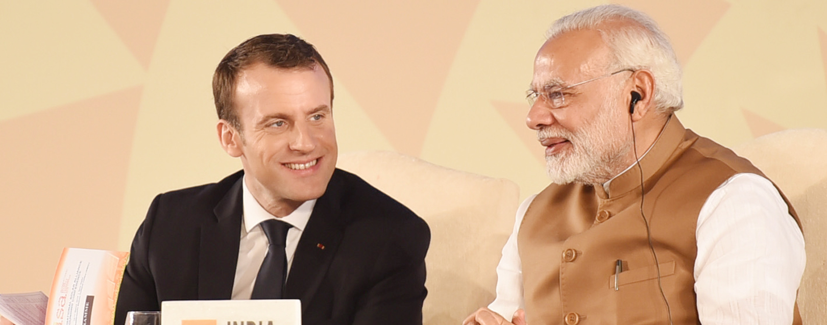 India, France sign 14 agreements; commit to strengthen strategic ties