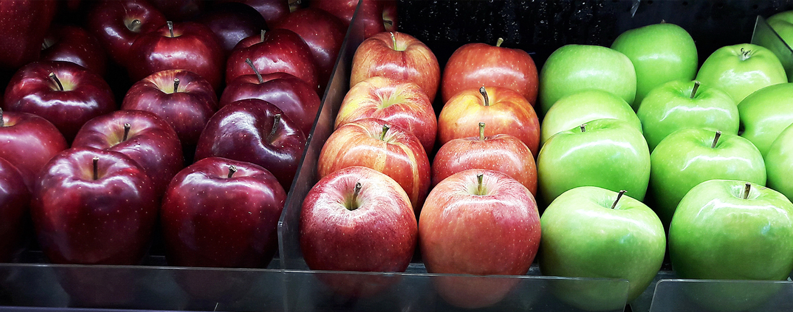 IG International imports first batch of organic apples from USA