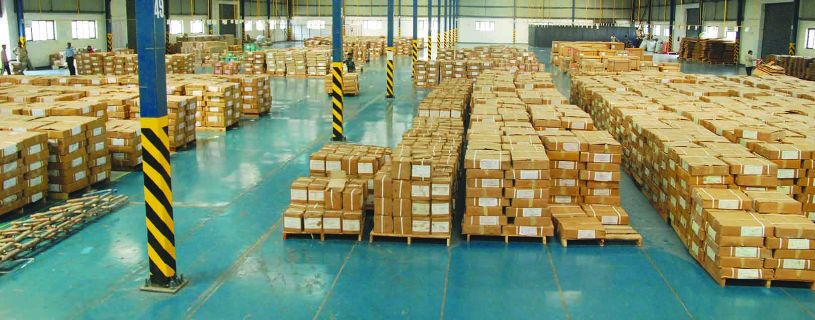 Warehousing In India Changing Gears To Meet Future