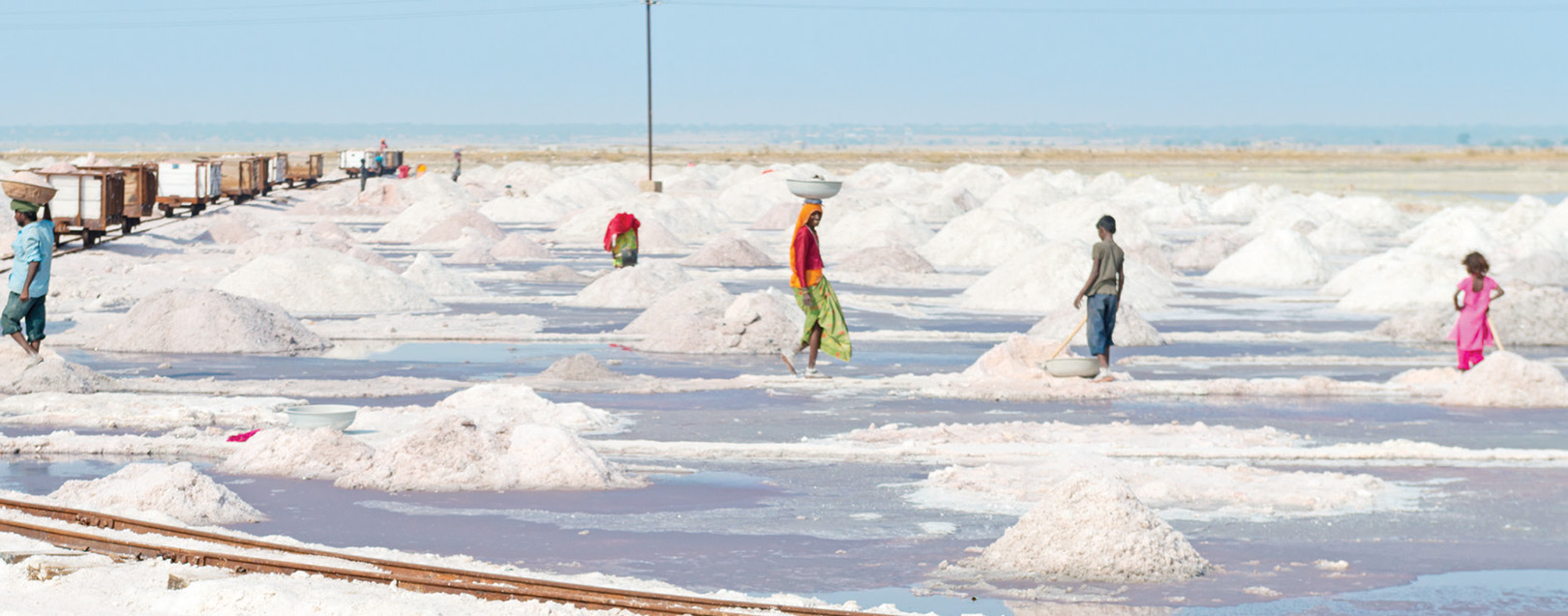 Salt export is more about logistics and less about salt""