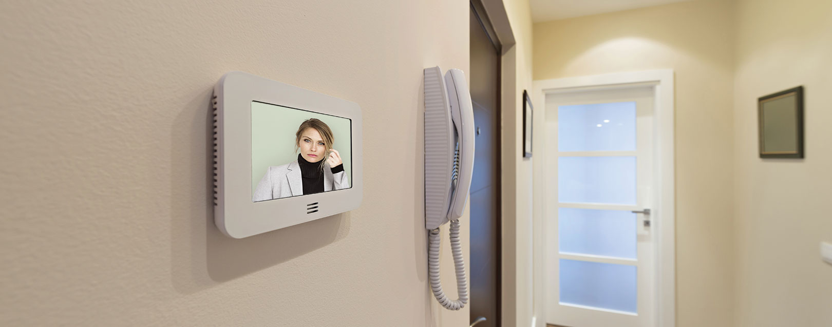 & Video door phones-A SAFE AND SECURE BUSINESS