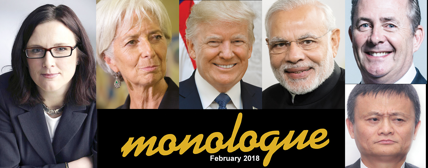 Monologue March 2018 issue